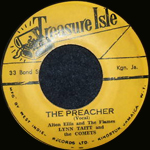 alton ellis the preacher treasure isle