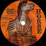 dandy livingstone suzanne beware of the devil horse