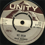 max romeo wet dream unity pama