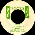 winston wright magnificient seven success ja