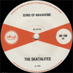 skatalites guns of navarone island