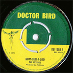 rum bam a loo the message doctor bird