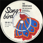 the crystaluites the undertaker song bird uk
