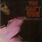 you can't wine