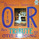 beverley simmons tribute to otis redding