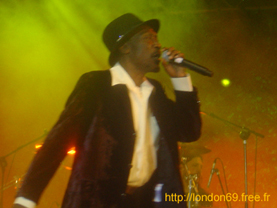Alton Ellis, Toulouse, juin 2007